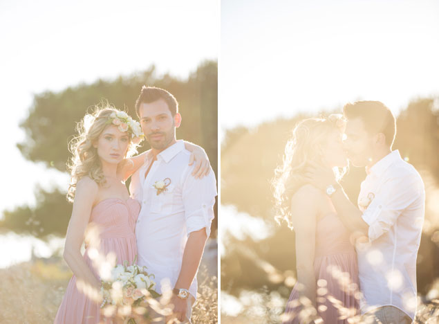 Bohemian Engagement Shoot