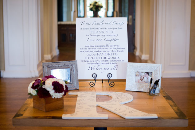 Alternative Wedding Guest Book