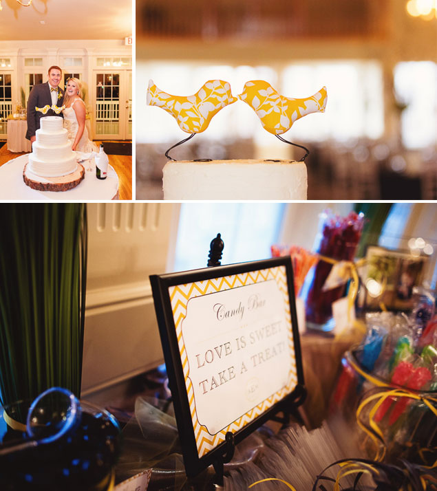 Wedding Reception Details