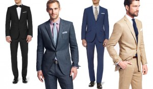 Groom Slim Fit Suits