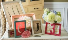 DIY Wedding Frame Project