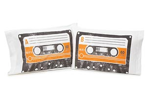 Mix Tape Pillows
