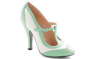 Specialty Heel Mint