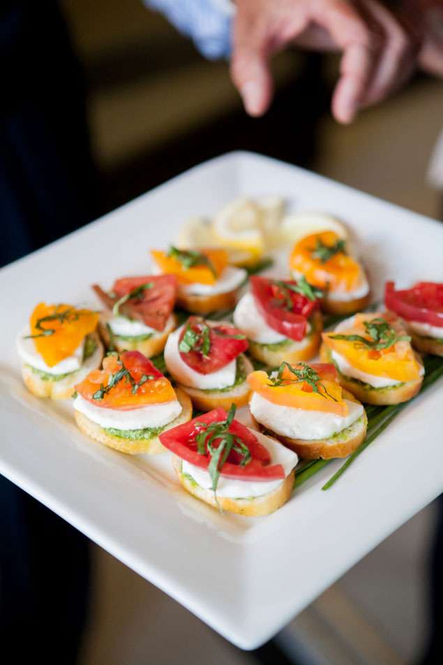 Wedding Hor D'oeuvres