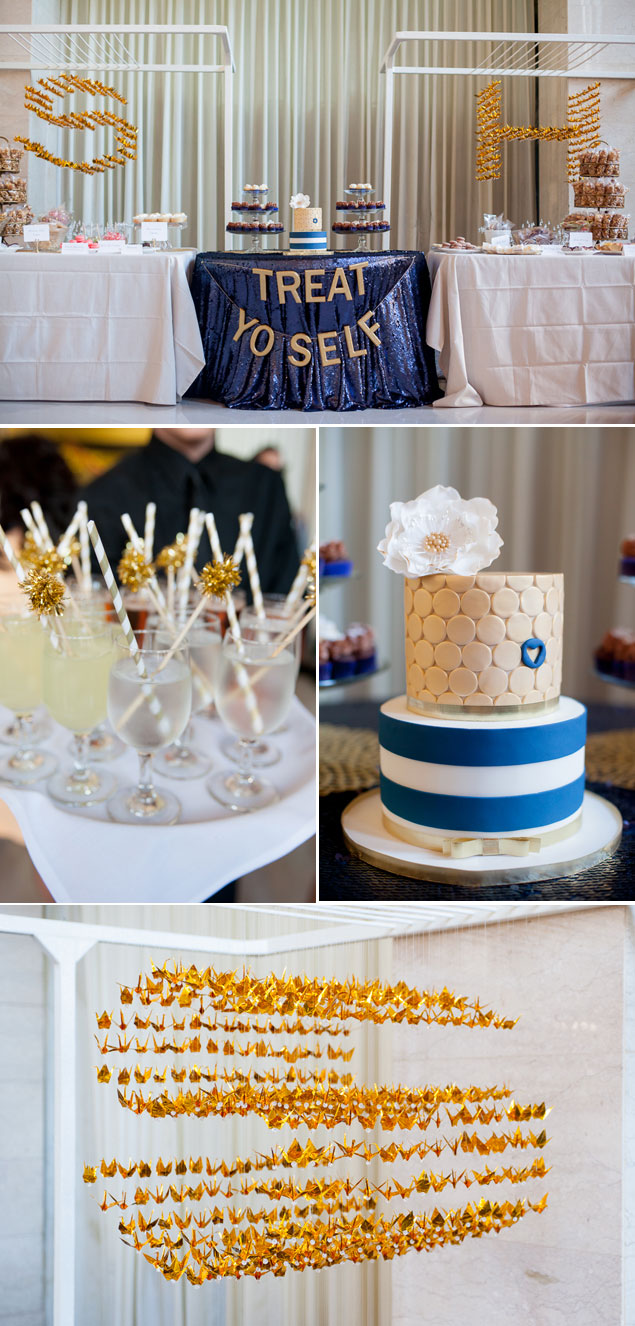 elegant diy wedding