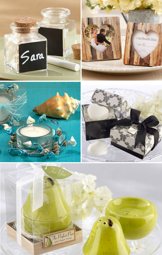 Wedding Favors And Bridal Shower Gifts