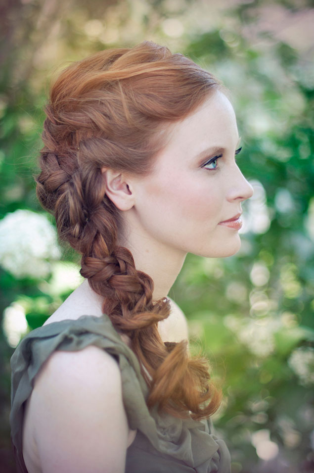 Bridal Hairstyles Wedding Braids