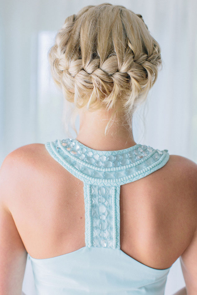 Bridesmaid Braids