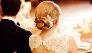 Low Bridal Hairstyles