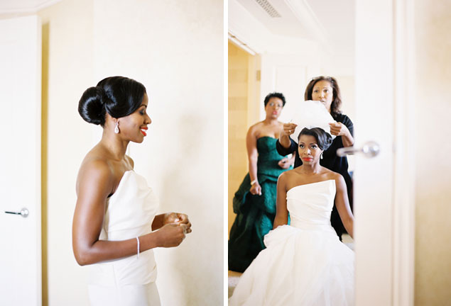 Sleek Bridal Hairstyles