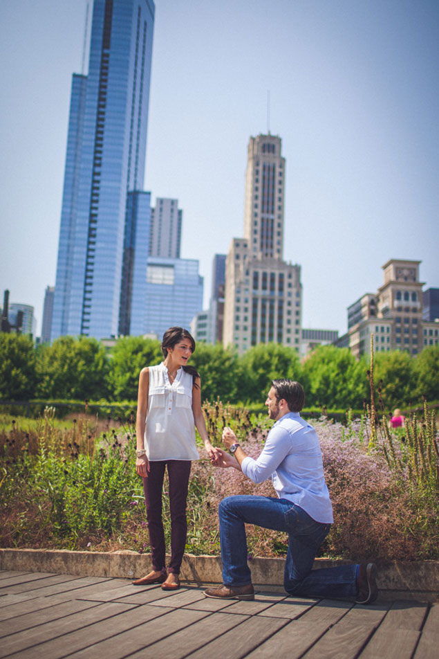 Surprise Proposal Photography