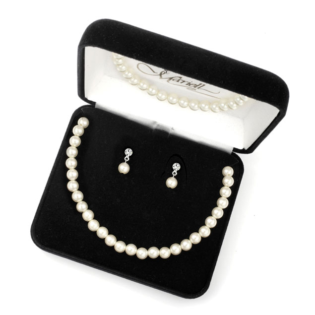 Wedding Jewelry Storing Your Pearls