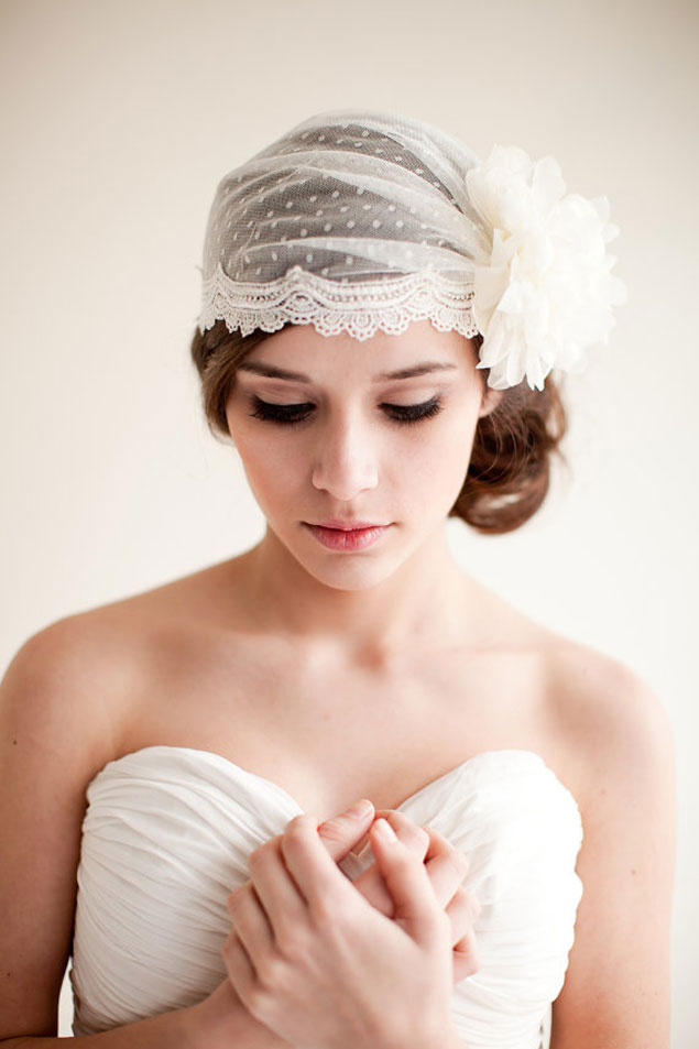 Wedding Hair Wraps