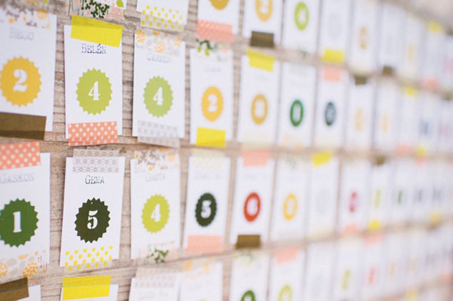 Washi Tape Weddings
