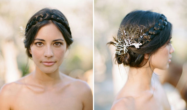 Bridal Hairstyles: Wedding Braids