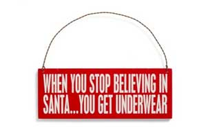 Funny Christmas Ornament