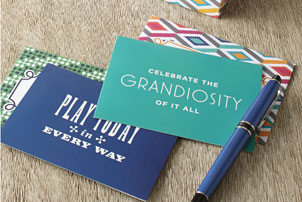 Jonathan Adler Note Cards