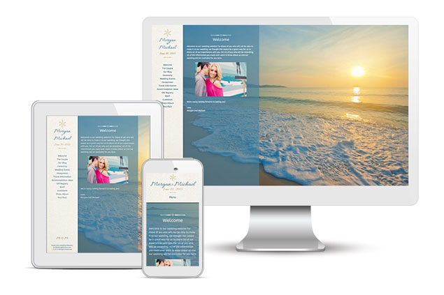 Bespoke Wedding Websites