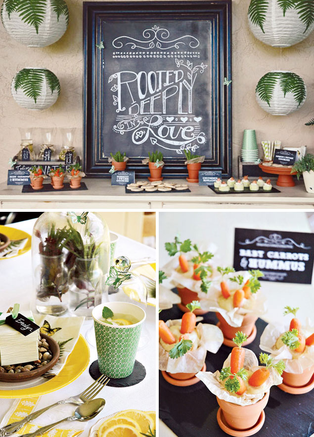 Themed Bridal Showers