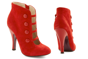 Winterberry Bright Heel