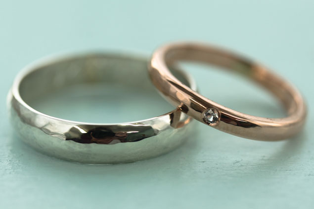 Handmade Wedding Rings