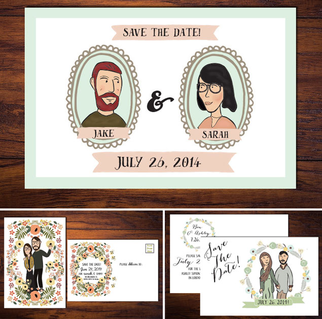 Save the Date Giveaway