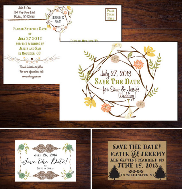 Save the Dates Giveaway