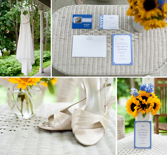 Picnic Wedding Theme