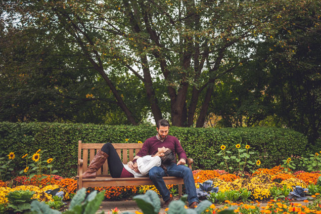 Park Engagement Shoot