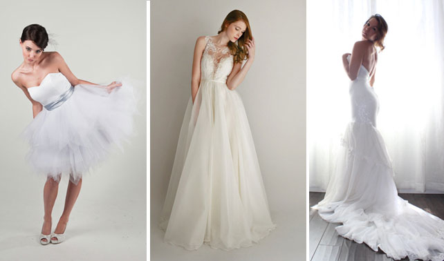 Etsy Eye Candy: Wedding Dresses