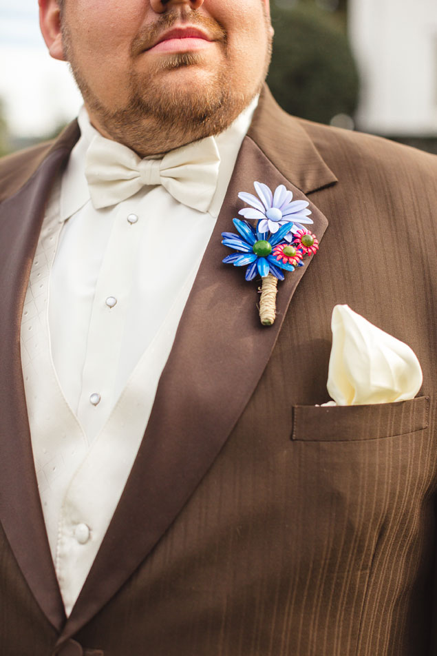 Brooch Boutonniere