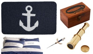Nautical Wedding Gifts
