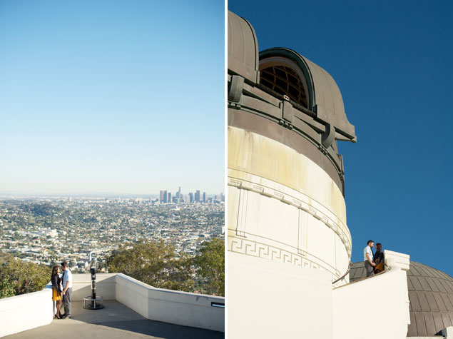 Observatory Engagement Shoot