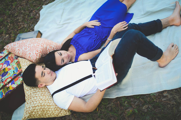 Casual Engagement Shoot