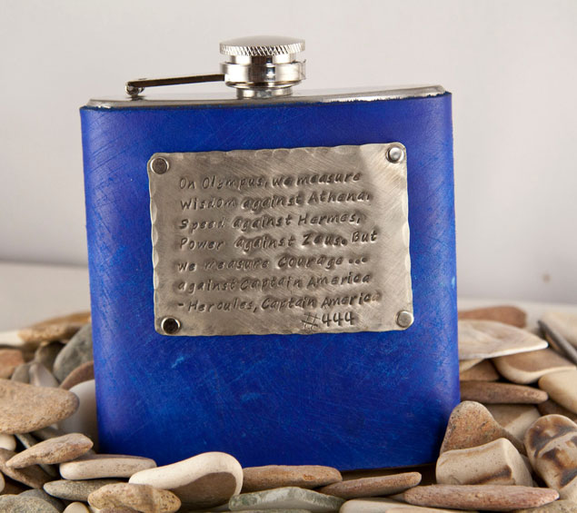 Flask Giveaway