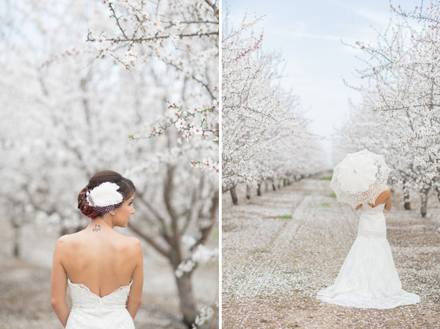 Spring Bridal Photography