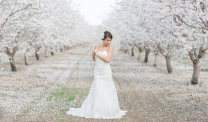 Spring Bridal Shoot