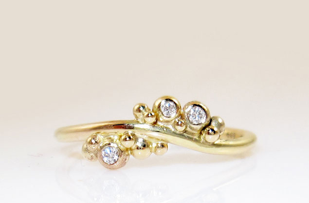 Tiny Wedding Rings