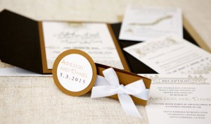 Wedding Invitation Ensemble