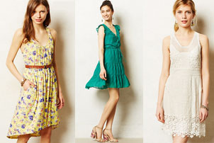 Anthropologie Dresses