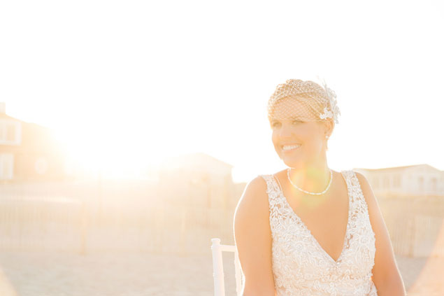 Beach Bridal Shoot