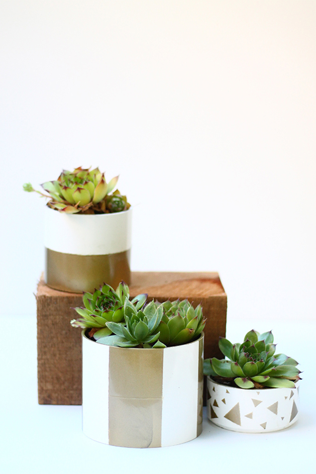 DIY Planter Tutorials