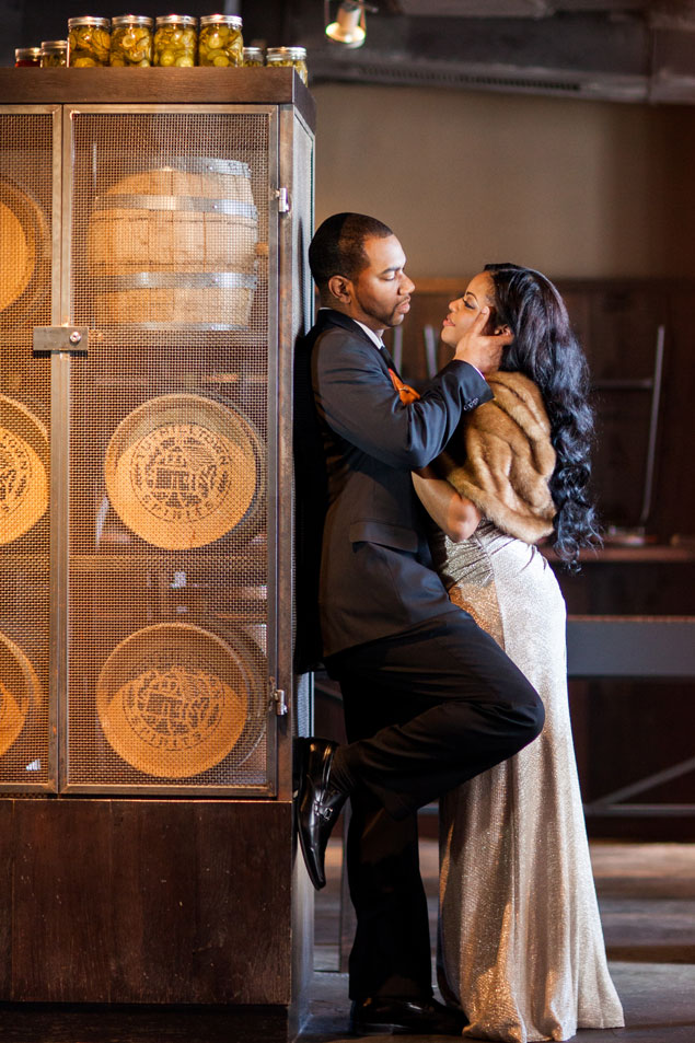 Formal Engagement Photography