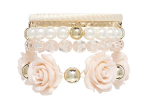 Rose Bloom Bracelet