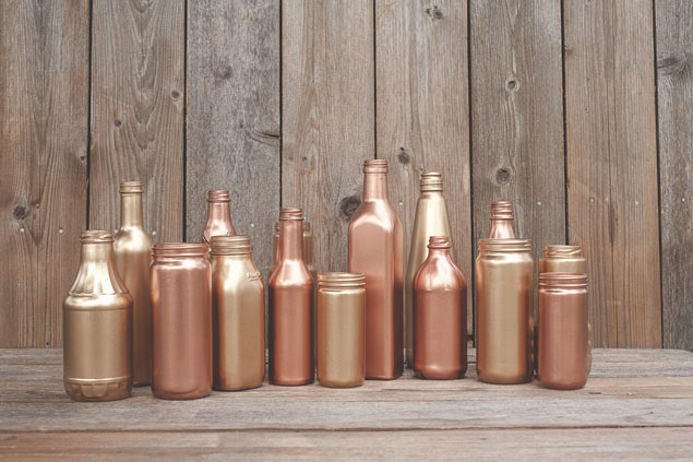 Etsy eye candy rose gold details for Kitchen ideas rose gold