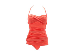 Ruched Swimsuit
