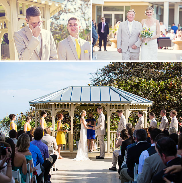 Florida Wedding Ceremony