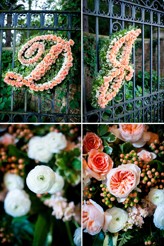 Floral Wedding Decor