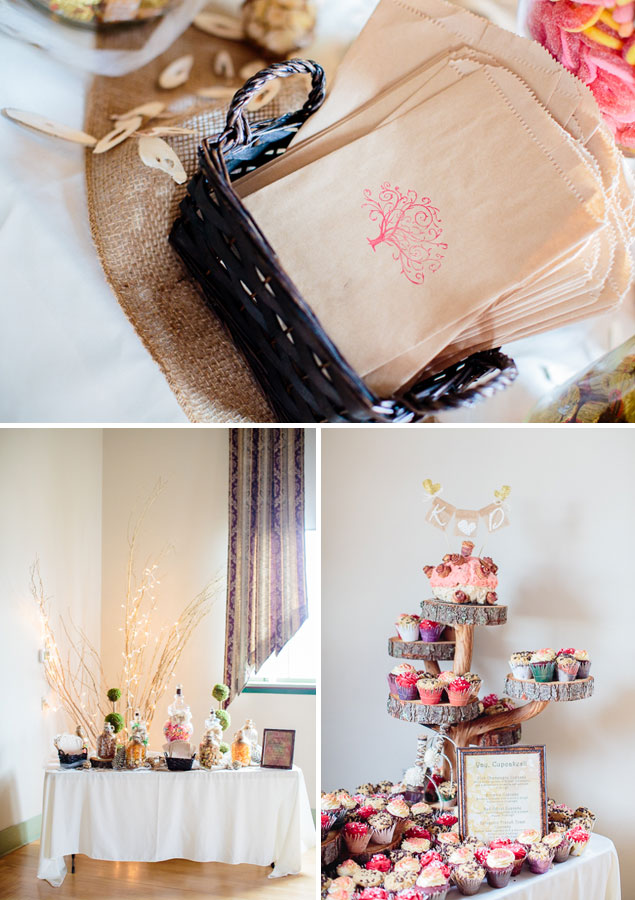 Handmade Wedding Details