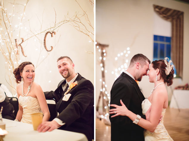 Candid Bride and Groom Photos